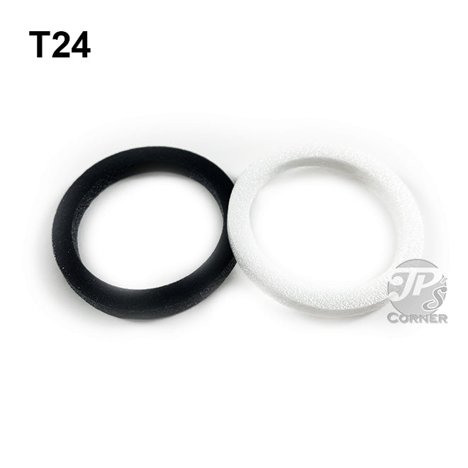 24mm Air-Tite Model T Foam Rings for Coin Capsule