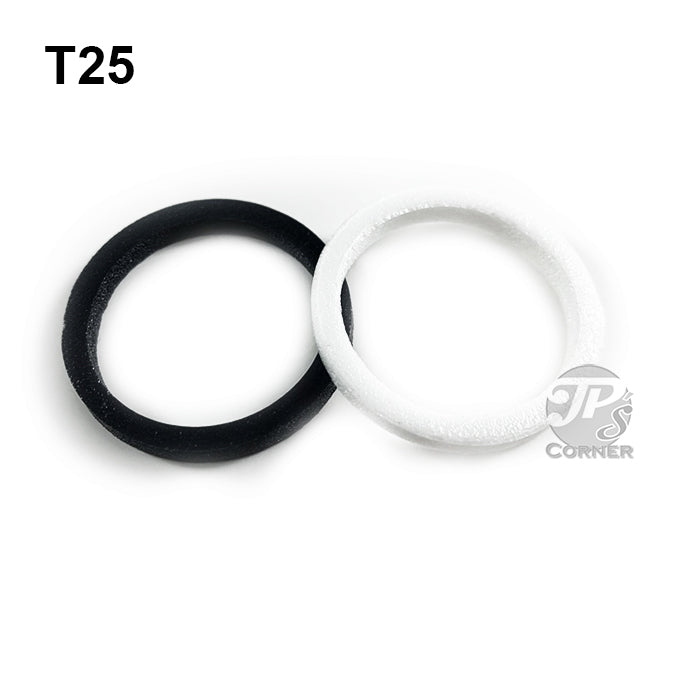 25mm Air-Tite Model T Foam Rings for Coin Capsule
