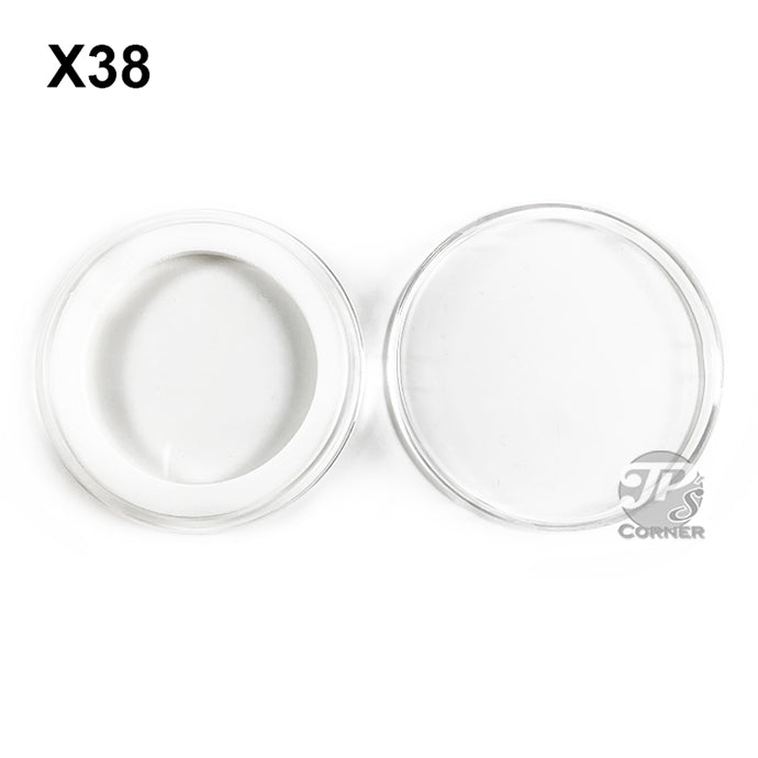 Air-Tite Model X 38mm White Ring Type