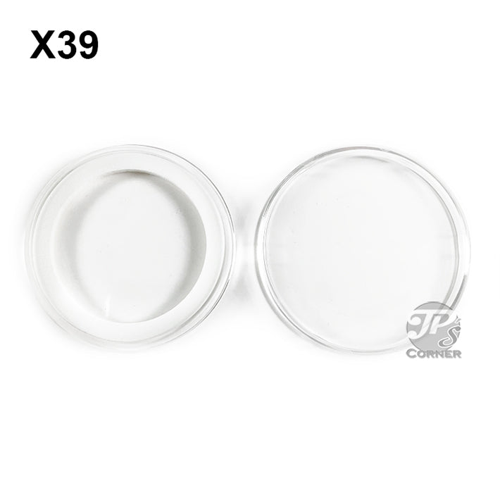 Air-Tite Model X 39mm White Ring Type