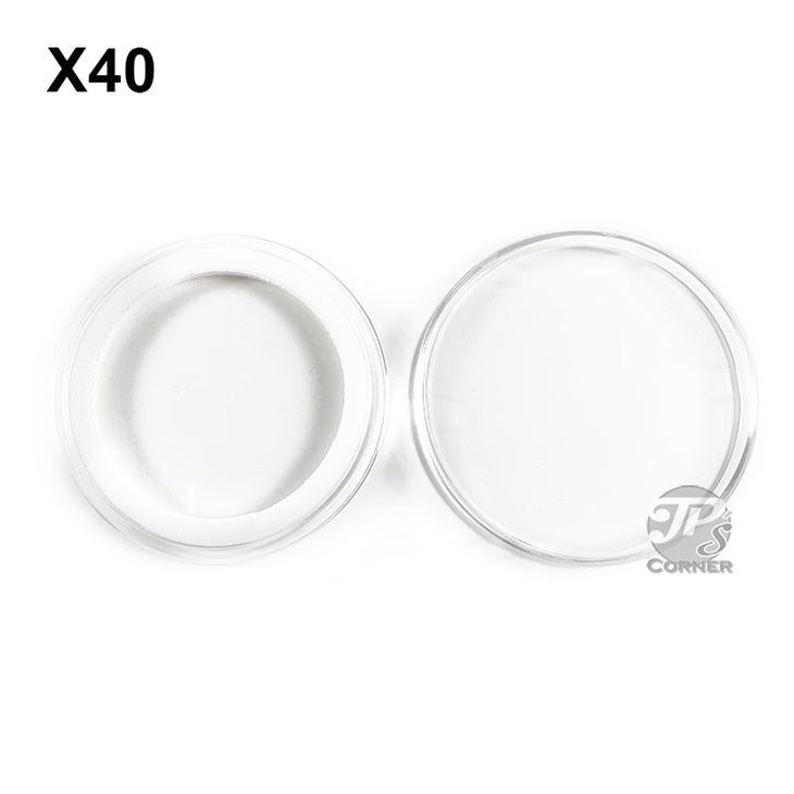 Air-Tite Model X 40mm White Ring Type