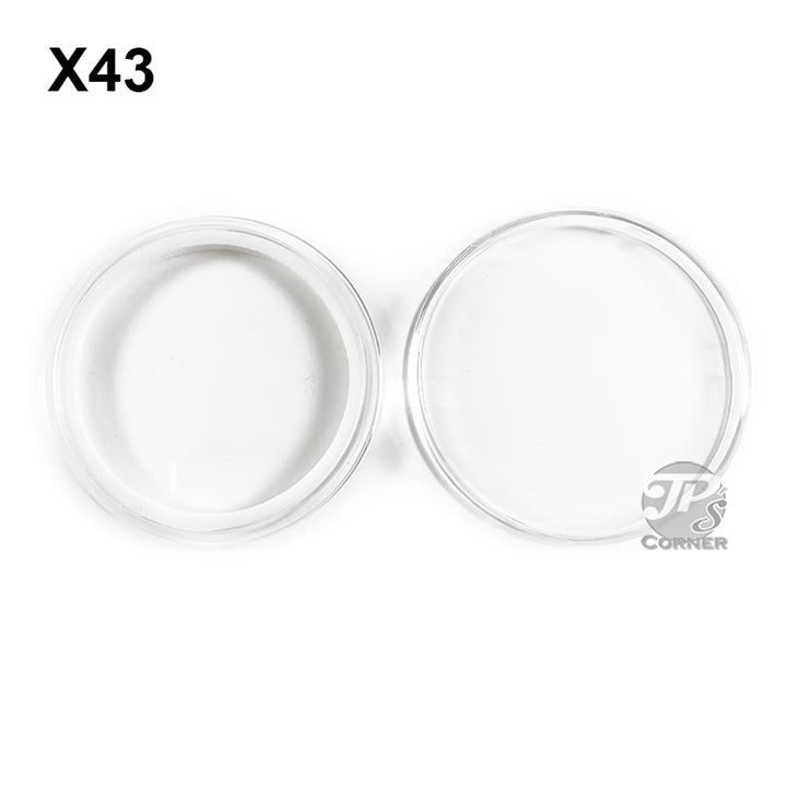Air-Tite Model X 43mm White Ring Type