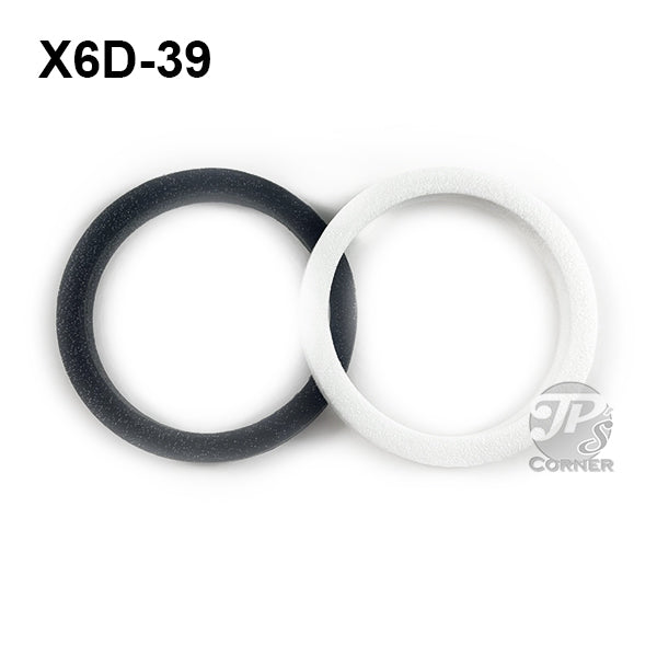 39mm Air-Tite Model X6D Foam Rings for Coin Capsule