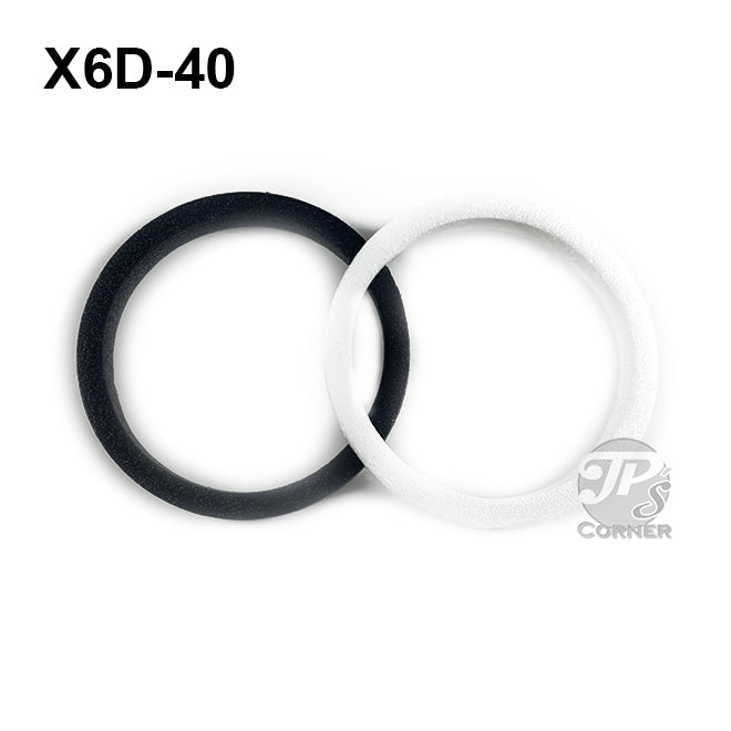 40mm Air-Tite Model X6D Foam Rings for Coin Capsule