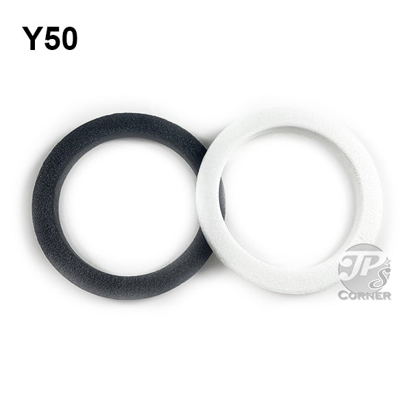 "50mm Air-Tite ""Y"" Foam Rings - Choice of 10 count or 50 count"