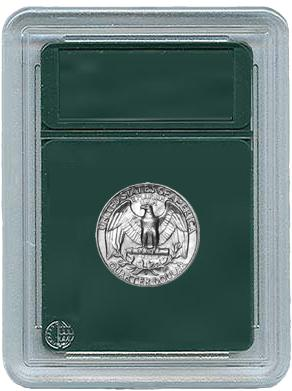 Coin World Coin Slabs for Quarters