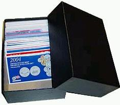 Mint Set Box for US Mint Sets