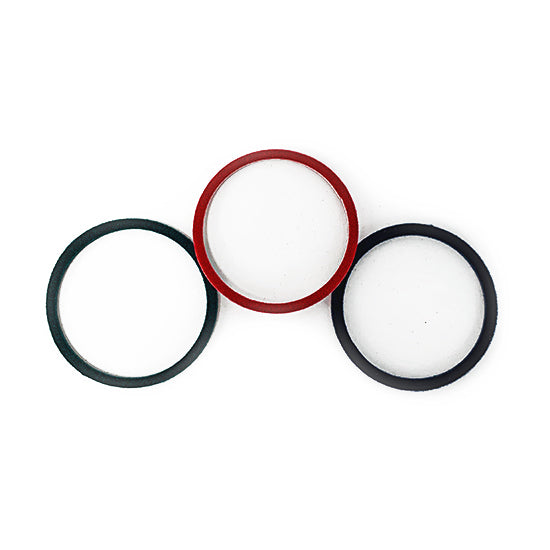 "38mm Air-Tite ""I / I Loop"" Colored Velour Rings"