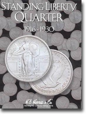 Harris Folder: Standing Liberty Quarters 1916-1930
