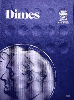 Whitman Folder: Dime Plain