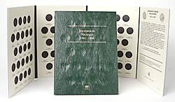 Littleton Folder: Jefferson Nickels 1962-1996