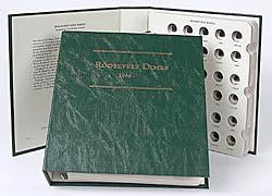 Littleton Album for Roosevelt Dimes 1946-date