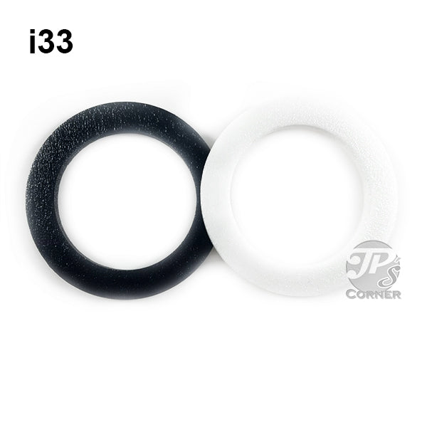 33mm Air-Tite Model I Foam Rings for Coin Capsule