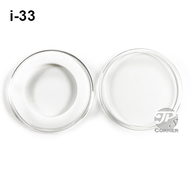 Air-Tite Model I 33mm White Ring Type