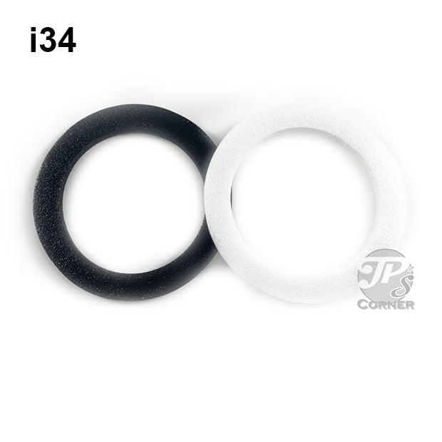 34mm Air-Tite Model H Foam Rings for Coin Capsule