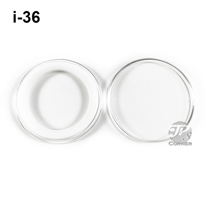 Air-Tite Model I 36mm White Ring Type
