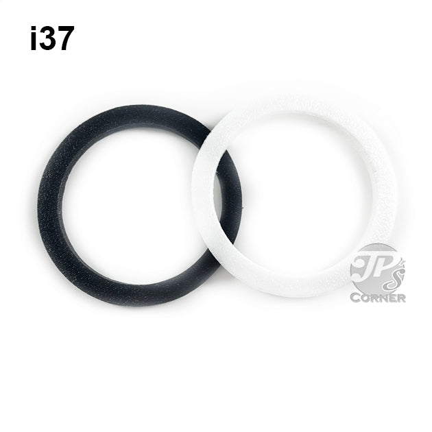 37mm Air-Tite Model H Foam Rings for Coin Capsule