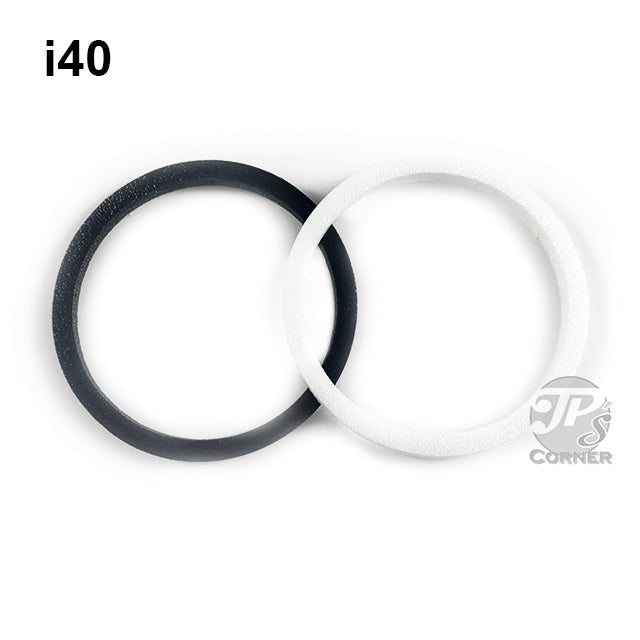 40mm Air-Tite Model H Foam Rings for Coin Capsule