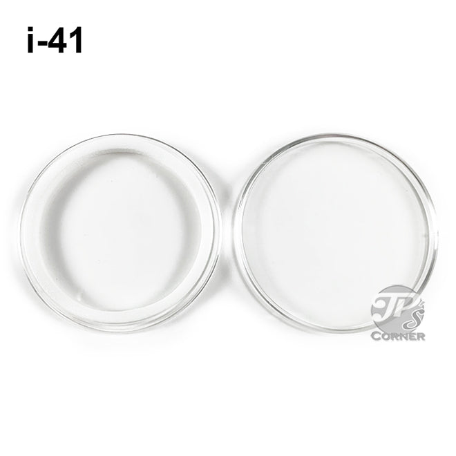 Ring Type Air-Tite Model I - 41mm White