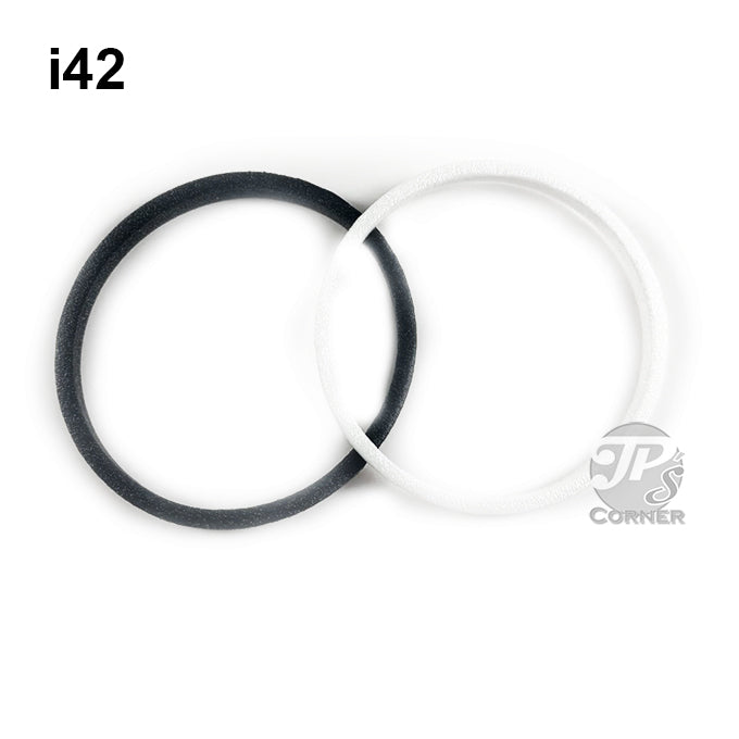 42mm Air-Tite Model H Foam Rings for Coin Capsule