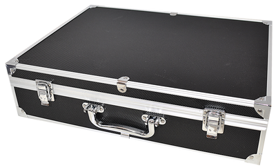 Guardhouse Aluminum/Black 100 Capacity Storage Box
