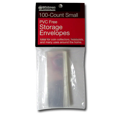 Poly Coin Envelopes - Small