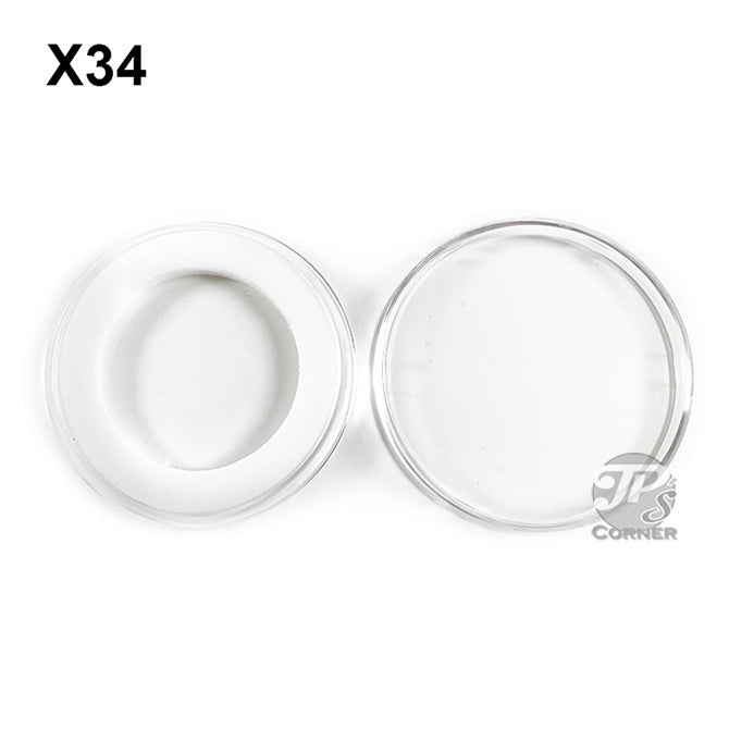 Air-Tite Model X 34mm White Ring Type