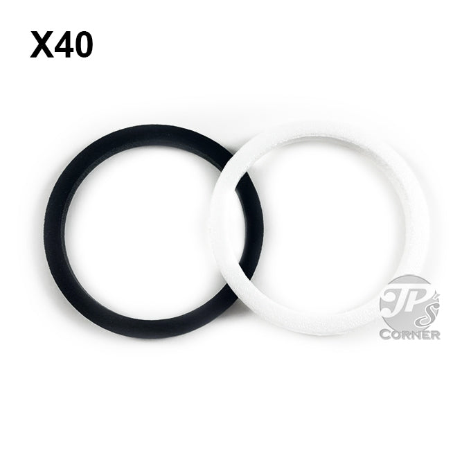 40mm Air-Tite Model X Foam Rings for Coin Capsule