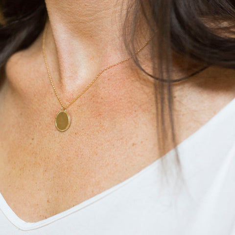 Collier Linda Gold