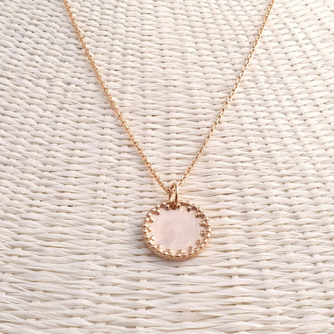 Collier Ceara Gold