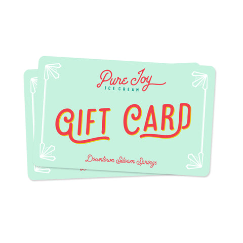 Scoop Shop Giftcard
