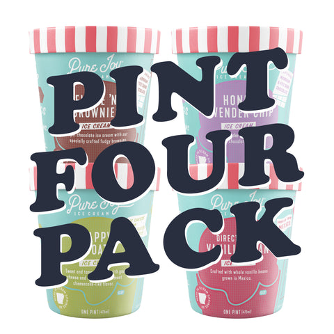 Pint Four Pack