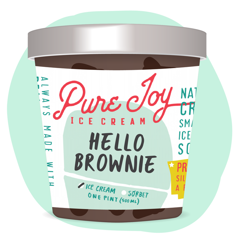 Fudge 'N Brownies Pint