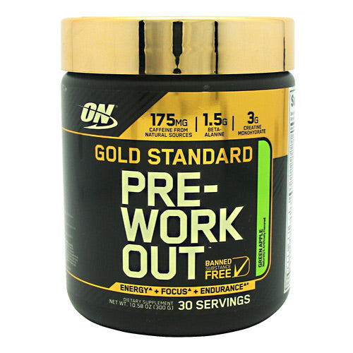 Optimum Nutrition Gold Standard Pre-Workout Pineapple