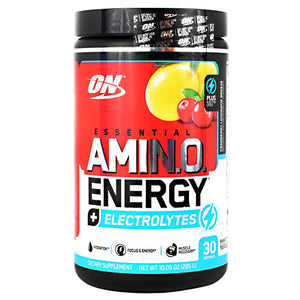 Optimum Nutrition Essential Amino Energy + Electrolytes Watermelon Splash