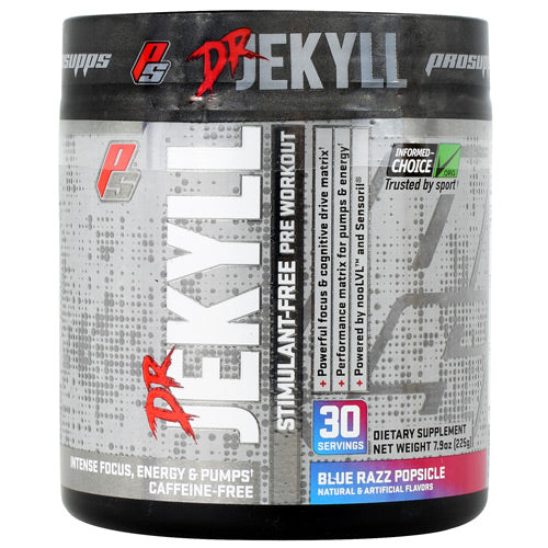Pro Supps Stimulant Free Dr. Jekyll What-O-Melon