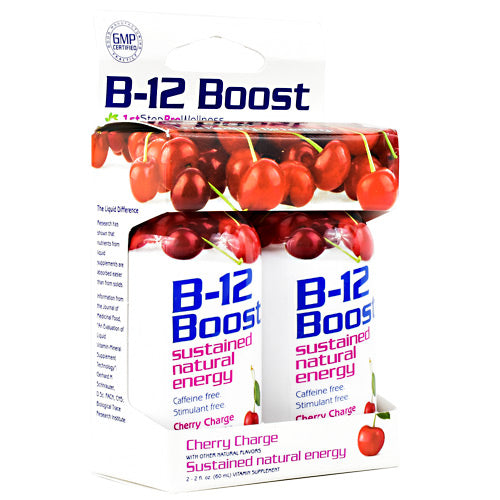 High Performance Fitness B12 Boost Cherry Charge