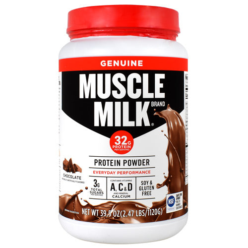 Cytosport Genuine Muscle Milk Cookies 'N Creme - Gluten Free