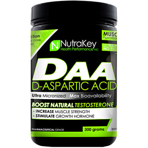 Nutrakey D-Aspartic Acid Unflavored