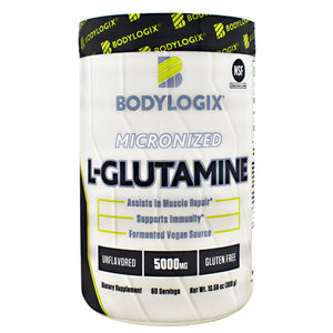 BodyLogix Micronized L-Glutamine Unflavored