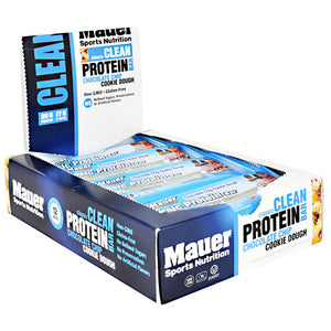 Mauer Sports Nutrition Classic Protein Bar Dark Chocolate Caramel Macadamia - Gluten Free