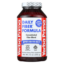 Load image into Gallery viewer, Yerba Prima Daily Fiber Formula - 12 Oz