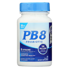 Load image into Gallery viewer, Nutrition Now Pb 8 Pro-biotic Acidophilus For Life - 60 Capsules