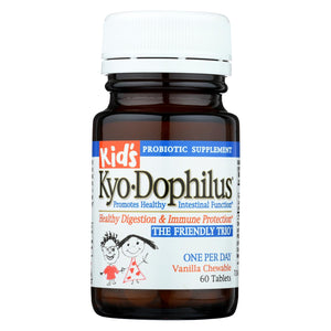 Kyolic - Kid's Kyo-dophilus - 60 Tablets