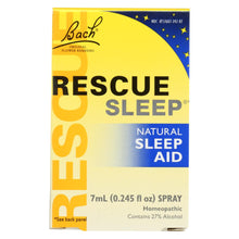 Load image into Gallery viewer, Bach Rescue Remedy Sleep - 7 Ml
