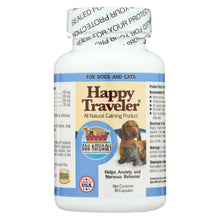 Load image into Gallery viewer, Ark Naturals Happy Traveler For Dogs And Cats - 30 Capsules