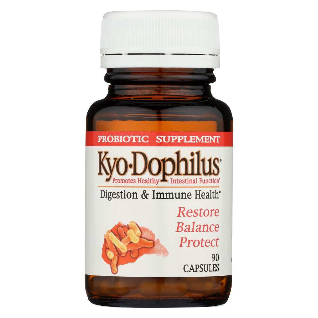 Kyolic - Kyo-dophilus Digestion And Immune Health - 90 Capsules