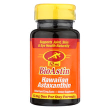 Load image into Gallery viewer, Nutrex Hawaii Bioastin Hawaiin Astaxanthin - 12 Mg - 50 Gel Caps