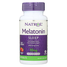 Load image into Gallery viewer, Natrol Melatonin - 10 Mg - 60 Tablets