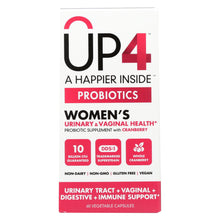Load image into Gallery viewer, Up4 Probiotics - Dds1 Womens - 60 Vegetarian Capsules